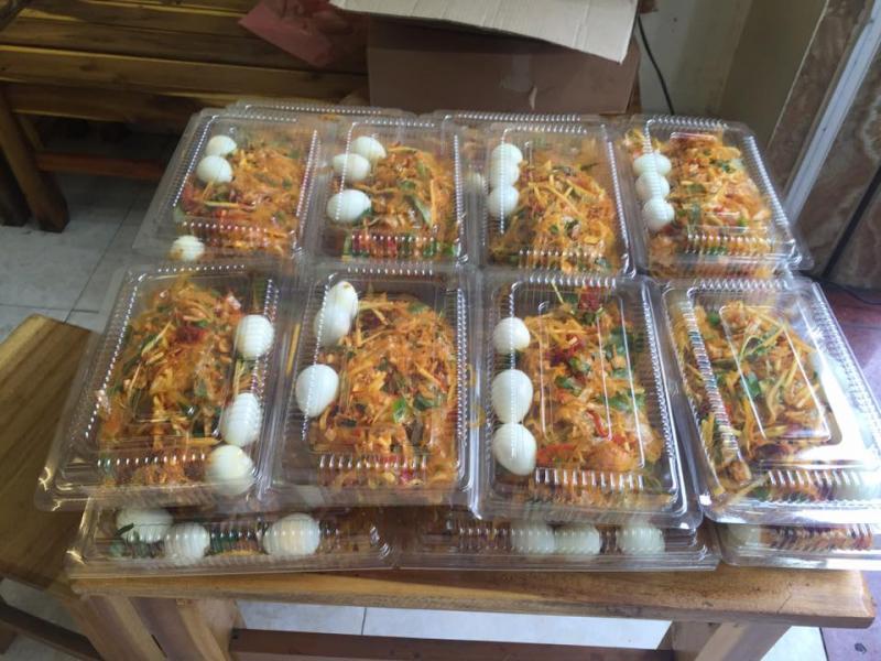 Bánh tráng trộn Hai Sơn
