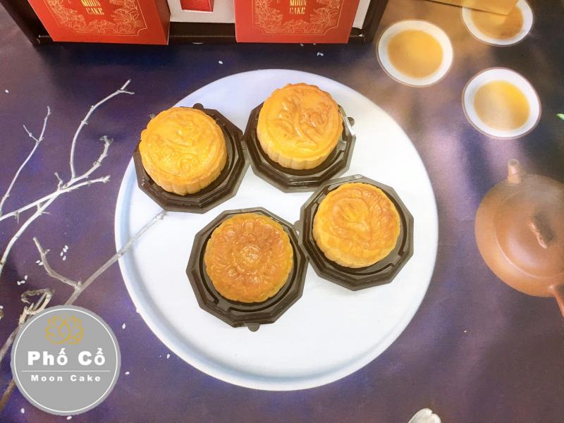 Bánh Trung Thu Handmade - Cổ Truyền Phố Cổ