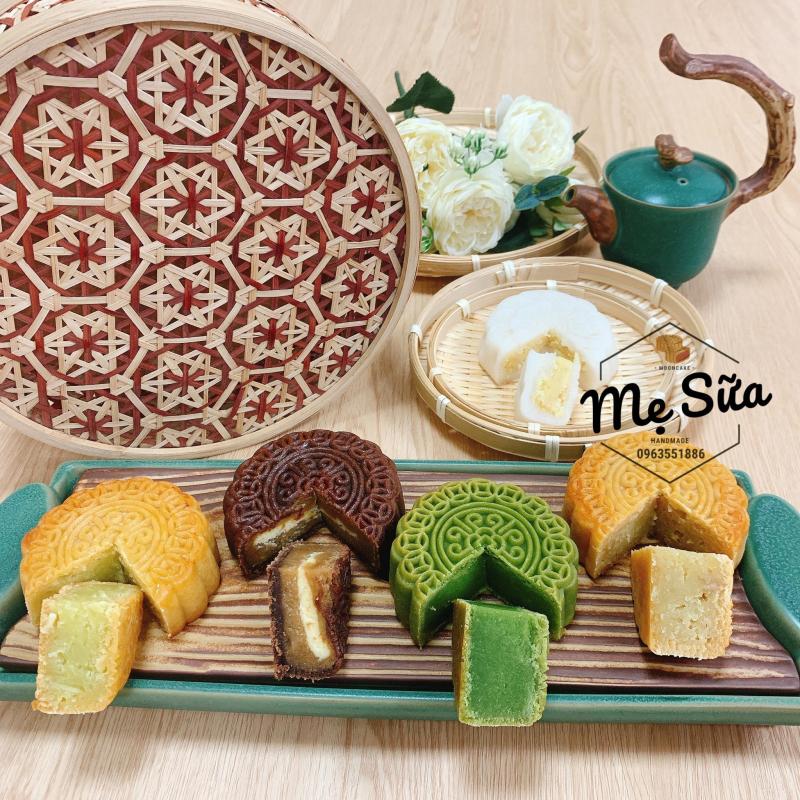 Bánh Trung thu Handmade - Mẹ Kem Sữa