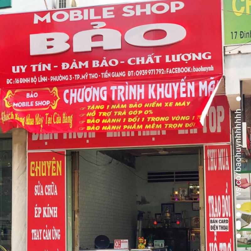 BẢO Mobile Shop