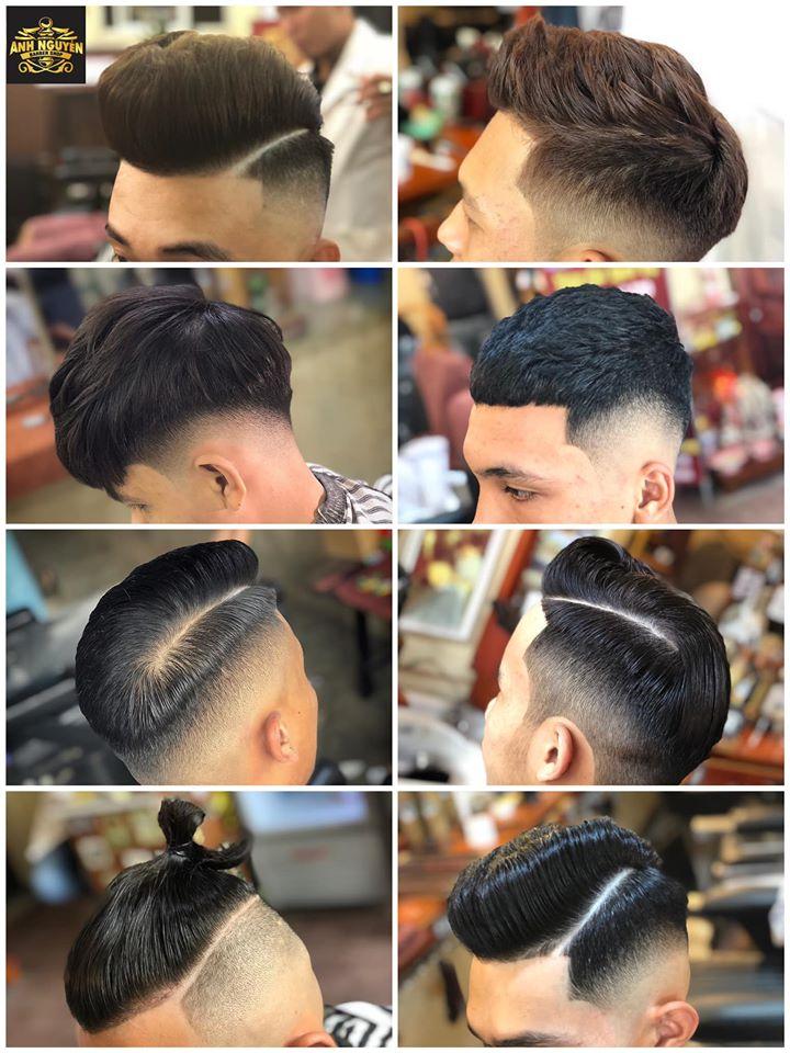 Barbershop Anh Nguyễn Gia Lai