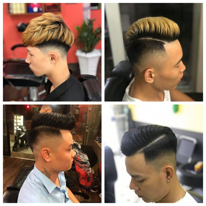 Top 12 Barber shop cắt tóc nam đẹp nhất Đồng Nai