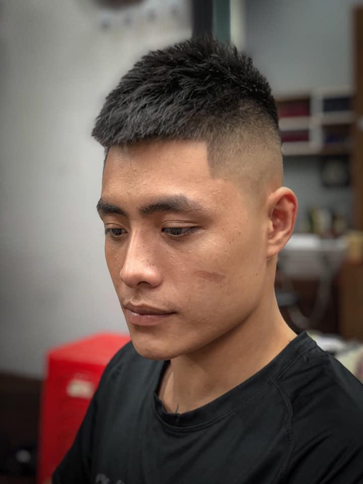 Barbershop Hoàn Mỹ