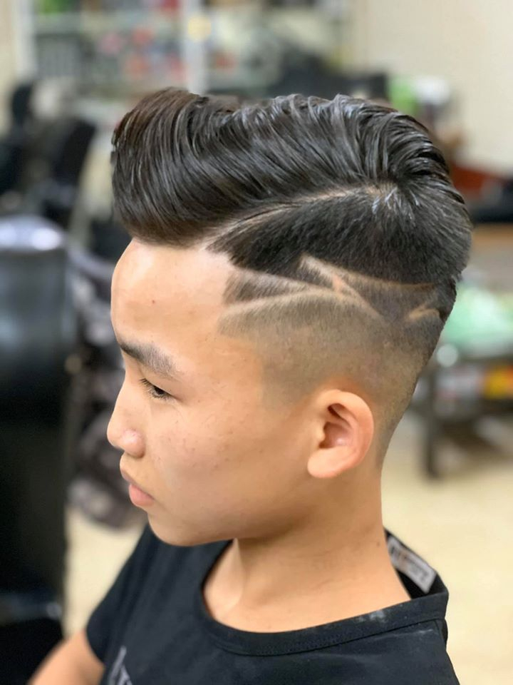 Barbershop Ku Gia Lai