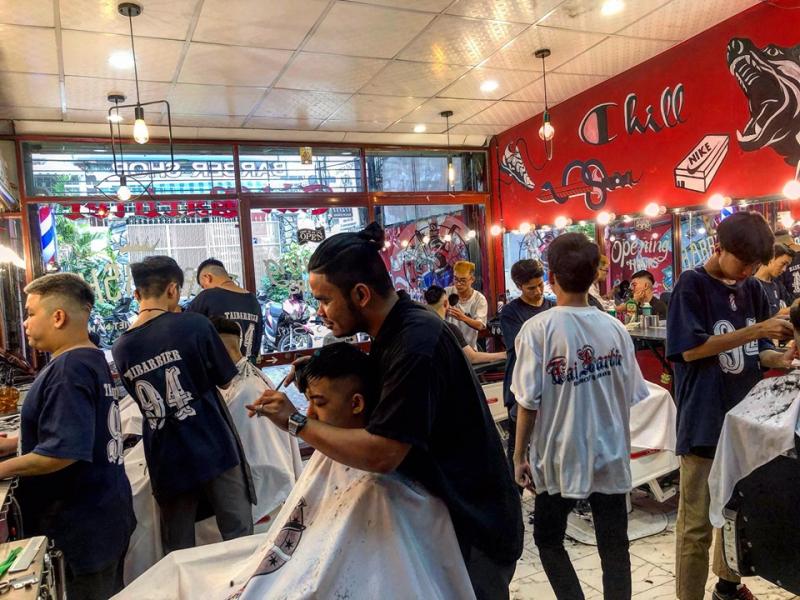 Top 9 Tiệm cắt tóc nam đẹp và chất lượng nhất Nha Trang