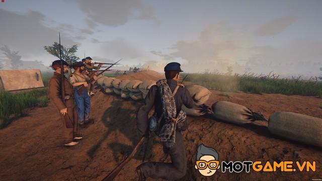 Battle Cry of Freedom lên Steam sau gần 10 năm phát triển