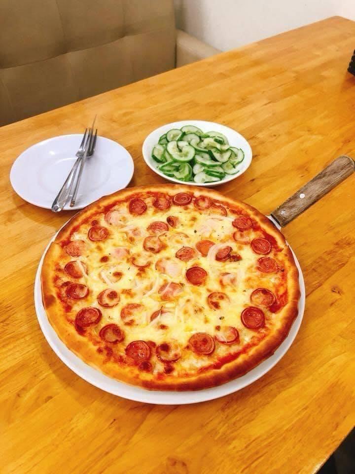 Top 4 Địa chỉ ăn pizza ngon nhất tại tỉnh Yên Bái