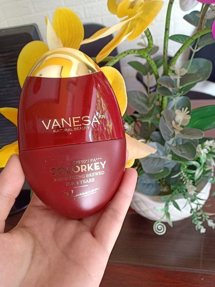 BB Cream Vanesa