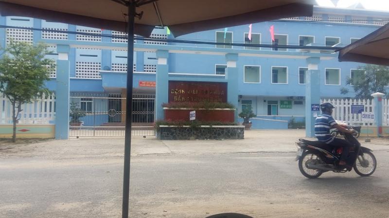 Bệnh viện đa khoa khu vực Đặng Thùy Trâm