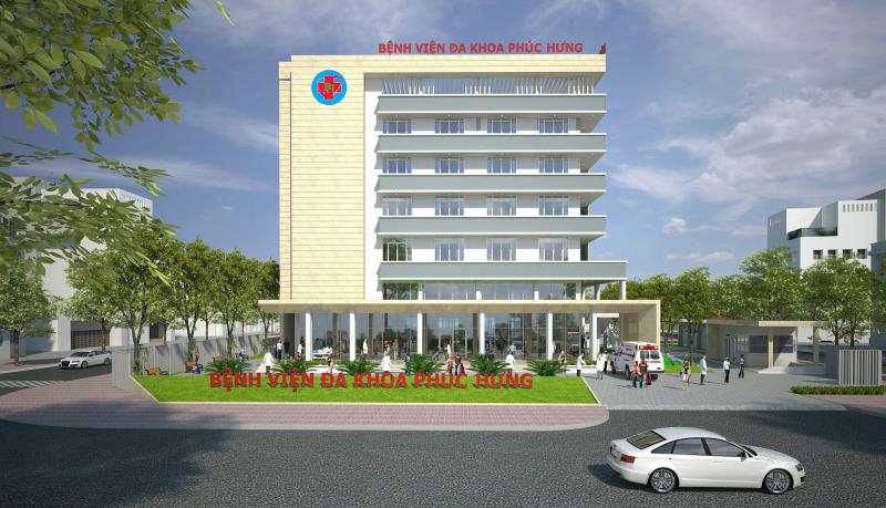 Bệnh Viện Đa Khoa Phúc Hưng Quảng Ngãi