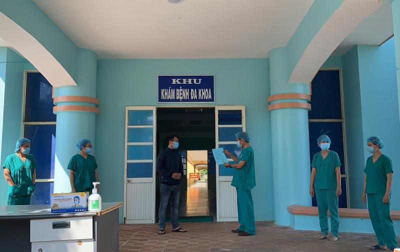 Bệnh viện lao và bệnh phổi Quảng Ngãi