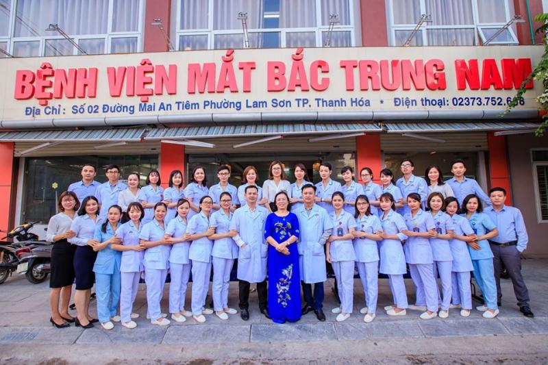 Top 9 Địa chỉ khám mắt uy tín nhất tỉnh Thanh Hóa