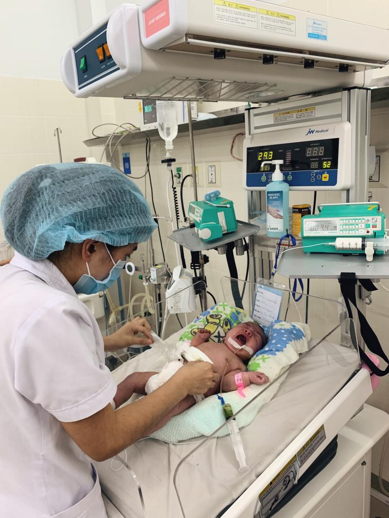 Bệnh viện sản nhi Quảng Ngãi