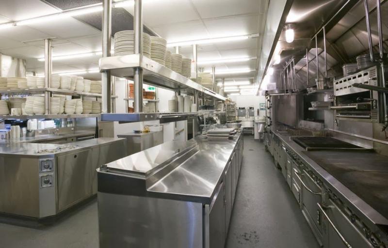 Bếp công nghiệp Thiên Phú