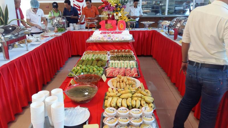 Đội ngũ của Bếp Lửa Việt vô cùng chuyên nghiệp