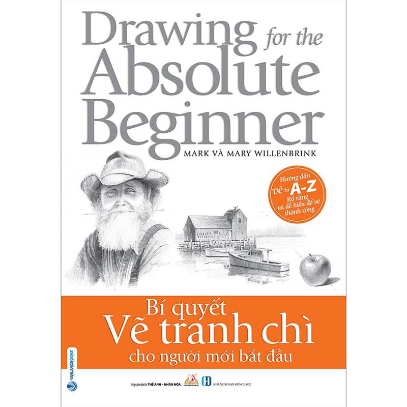 Bí Quyết Vẽ Tranh Chì Cho Người Mới Bắt Đầu - Drawing Nature For The Absolute Beginner