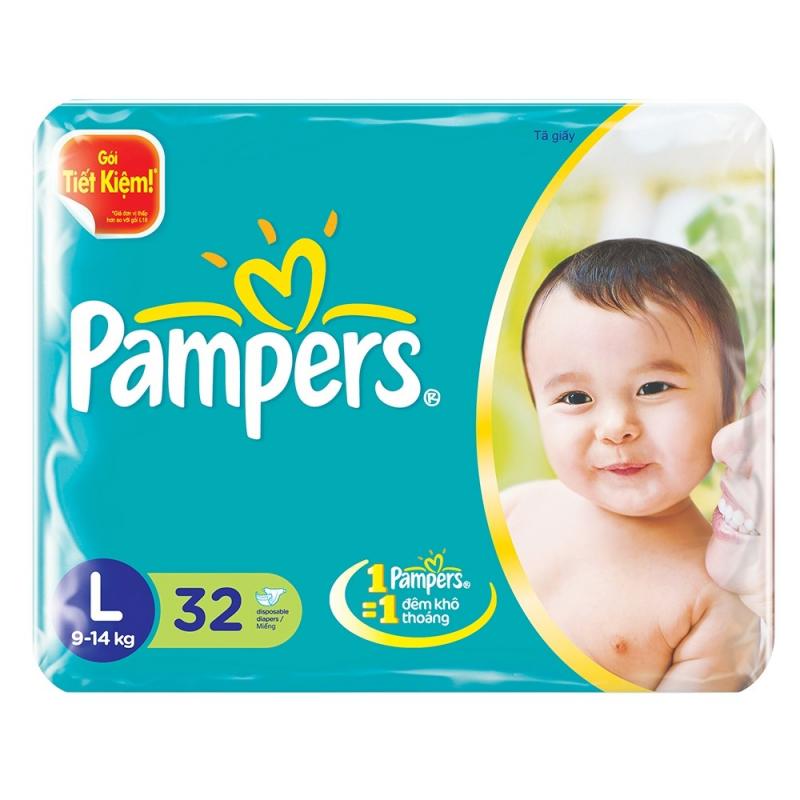 Được sản xuất từ nguyên liệu đặc biệt, bỉm Pampers có độ thoáng khí cao với mặt đáy mềm như bông