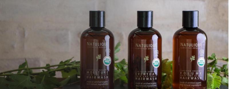 """Các sản phẩm chăm sóc tóc của Natulique """"Volume"""""""