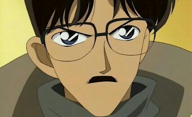 Bố của Conan- Yusaku Kudo