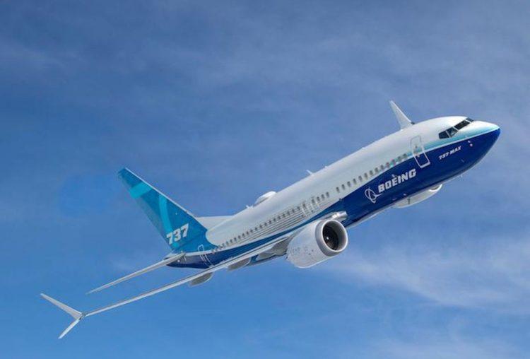 Thương hiệu máy bay Boeing