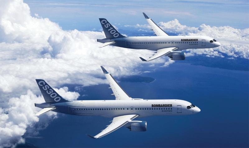 Thương hiệu máy bay Bombardier