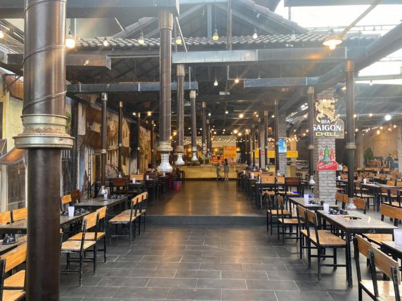 Top 10 Nhà hàng buffet ngon nổi tiếng tại Đà Nẵng