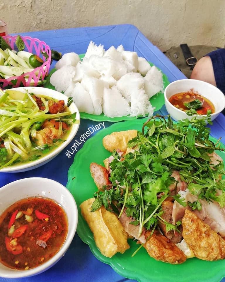 Bún đậu mắm tôm Cây Bàng - Đại La