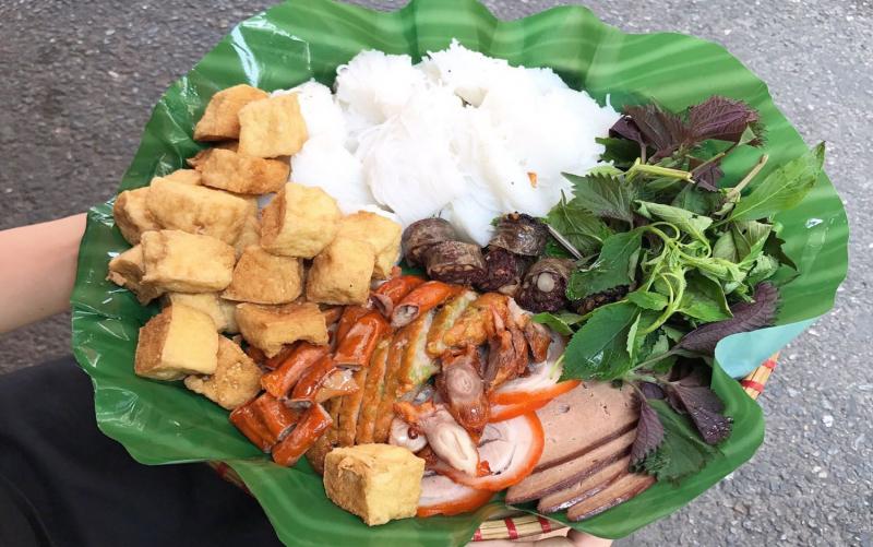 Bún Đậu Mẹt - Đông Thái