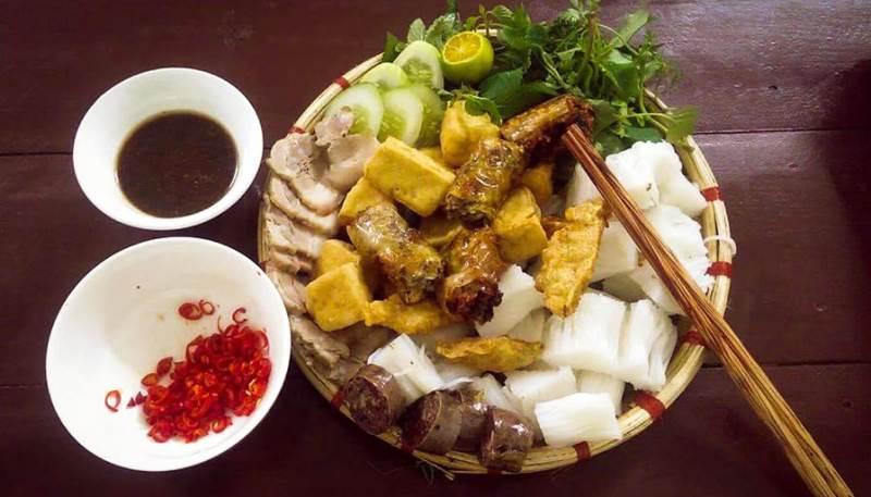 Top 12 Quán bún đậu mắm tôm ngon nổi tiếng Hà Nội