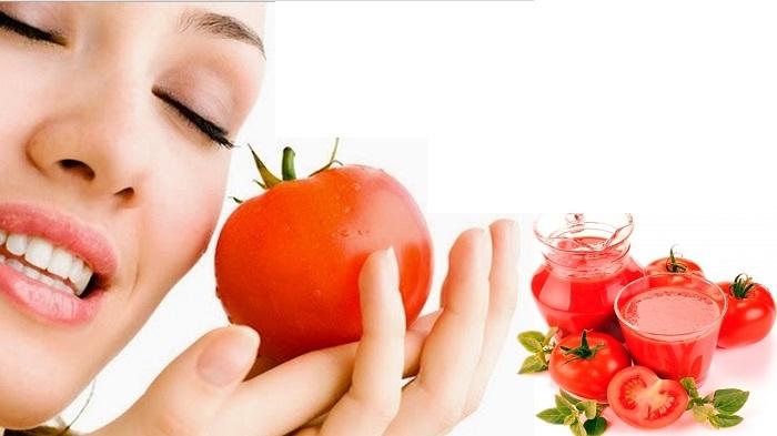 Cà chua rất tốt cho da