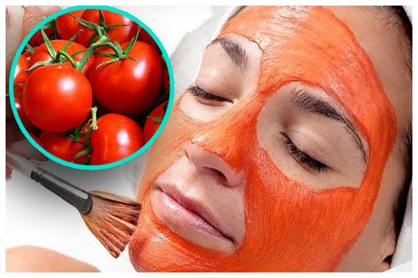 Cà chua trị mụn hiệu quả