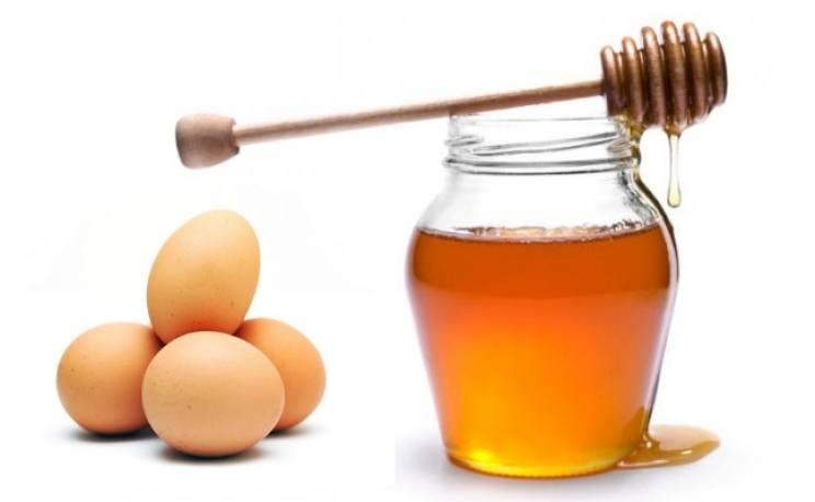 Cách làm mặt nạ trứng gà mật ong
