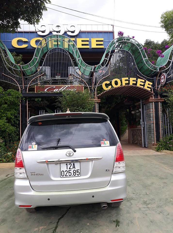 Quán cafe 999 Mộc Châu