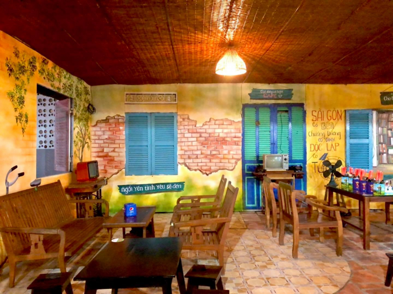 Cafe Koi - Sanh Lộc