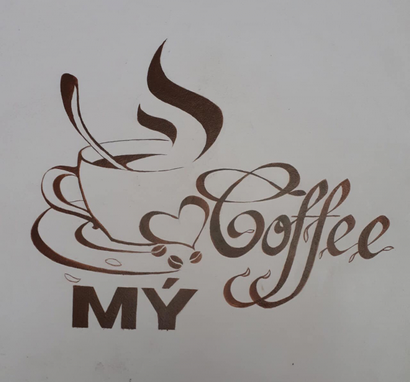 Cafe Mý coffee