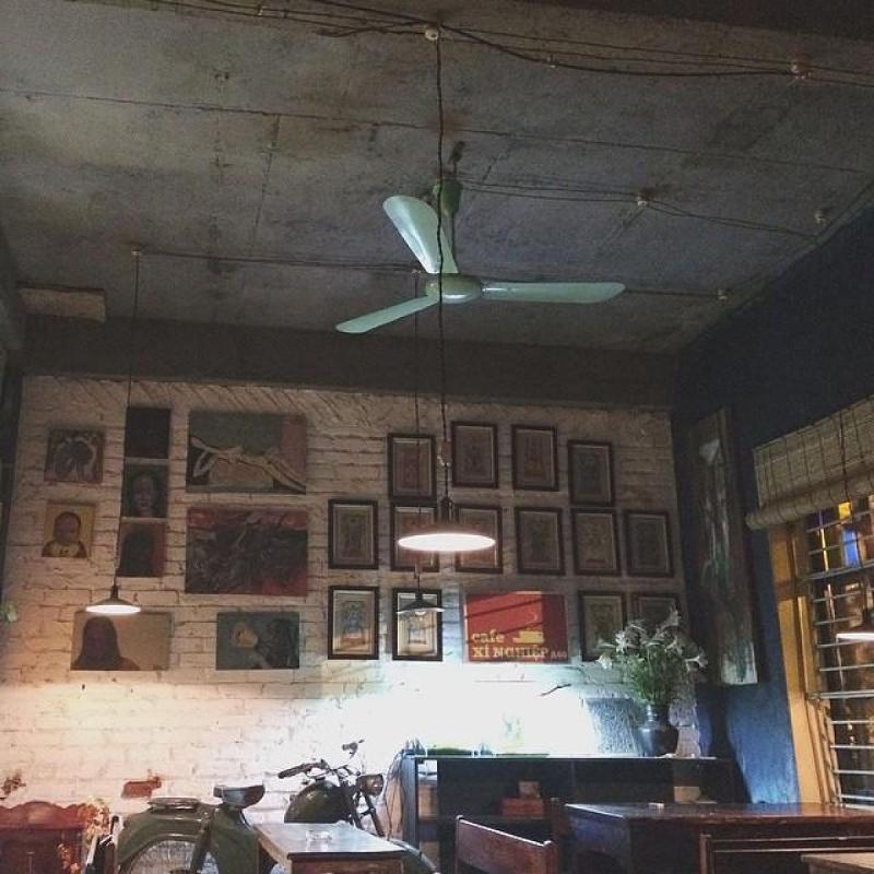 Cafe Xí Nghiệp - KĐT Văn Quán