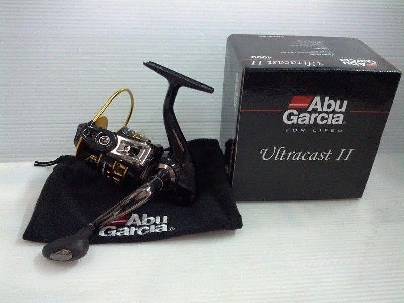 Cần câu cá Abu Garcia Ultra Cast II