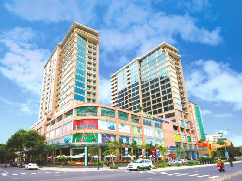 Căn hộ Nha Trang Center