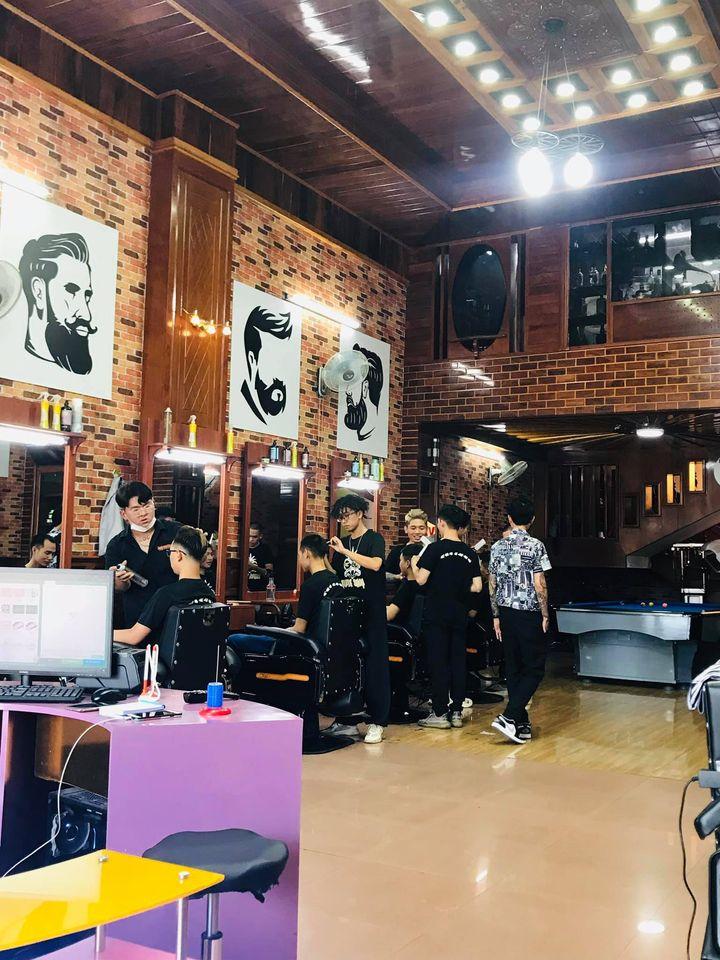 Top 10 Tiệm cắt tóc nam đẹp và chất lượng nhất TP. Buôn Ma Thuột