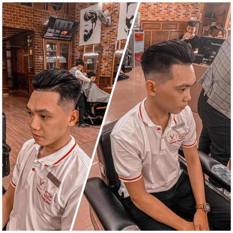 Cao Hùng BarberShop