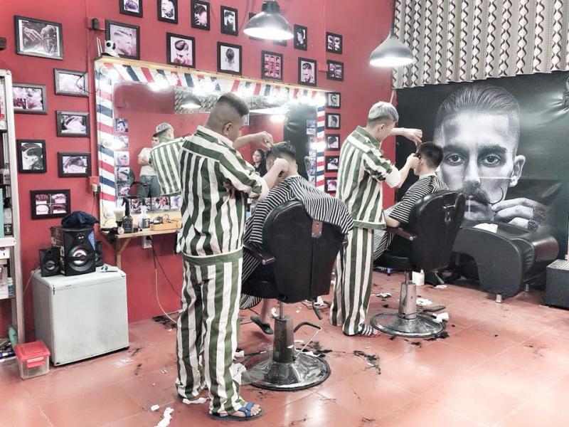 Cắt Tóc Nam - Chicano BarberShop