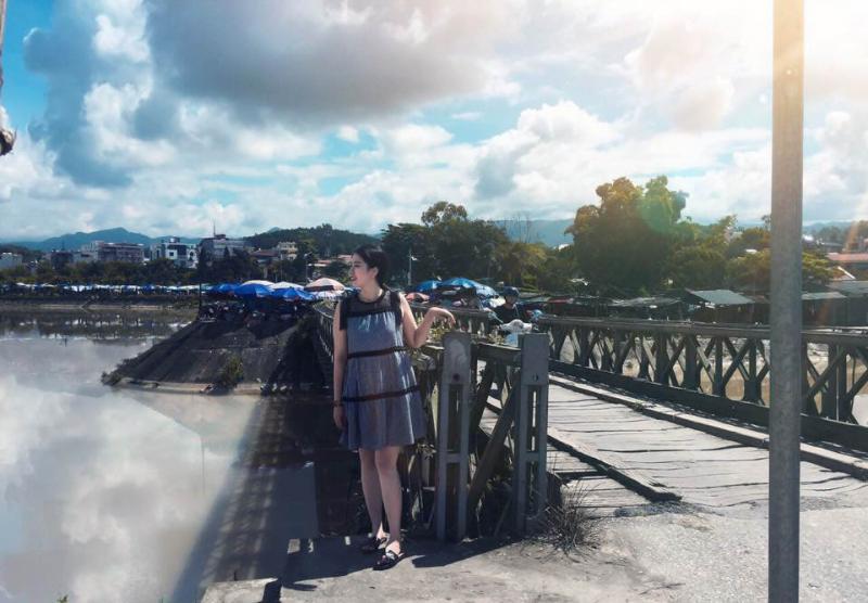 Cầu Mường Thanh