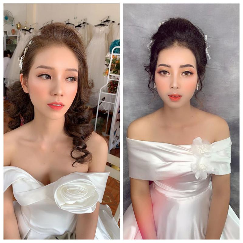 Chanh italia makeup (Nguyễn Thị Hoài Chi)