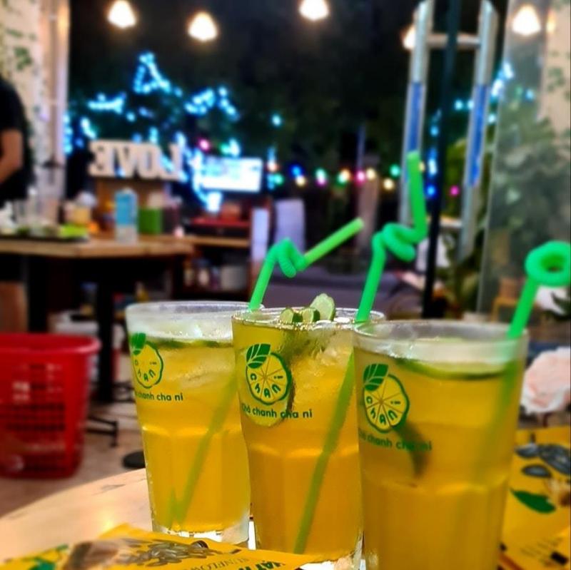 Chani - trà chanh Yên Khánh