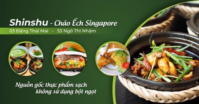 Top 6 Địa chỉ ăn cháo ếch ngon nhất tại Đà Nẵng