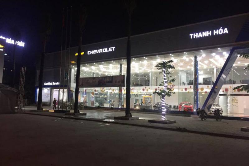 Chevrolet Thanh Hóa