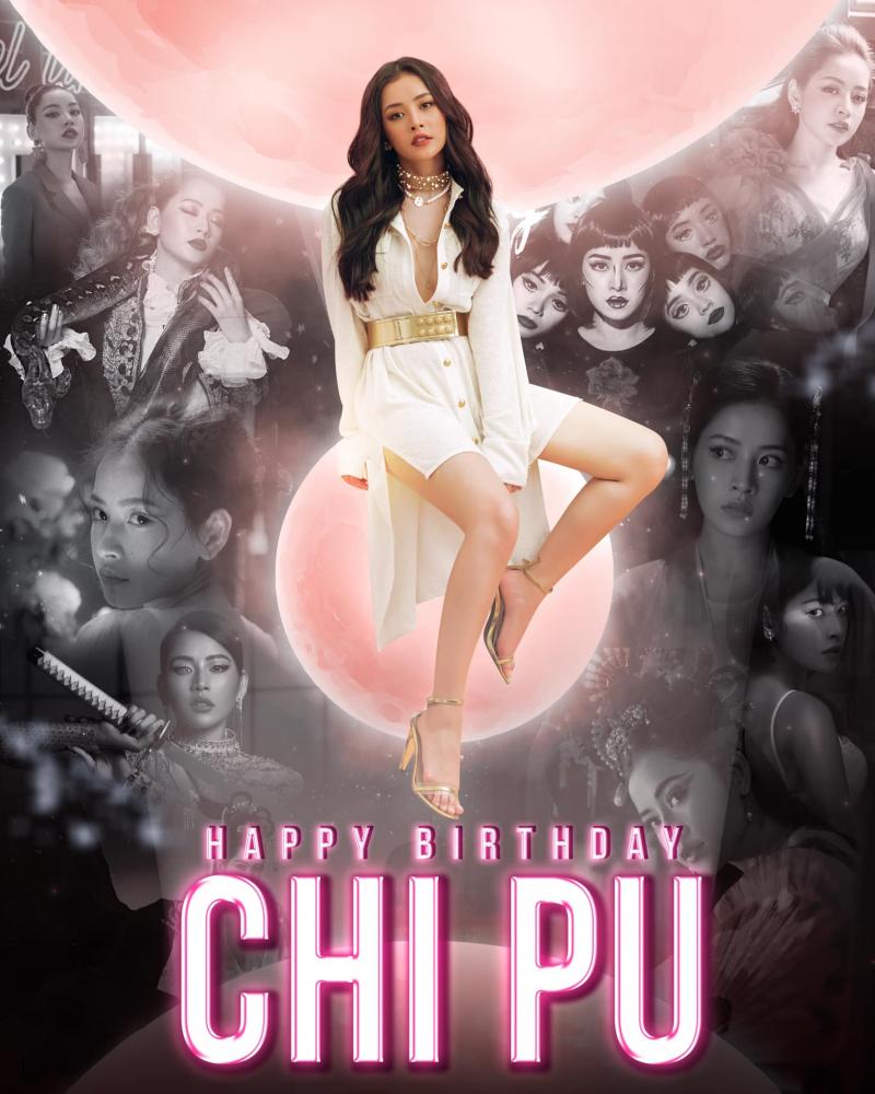 Trang cá nhân của Chi Pu đã có trên 9,3 triệu lượt theo dõi