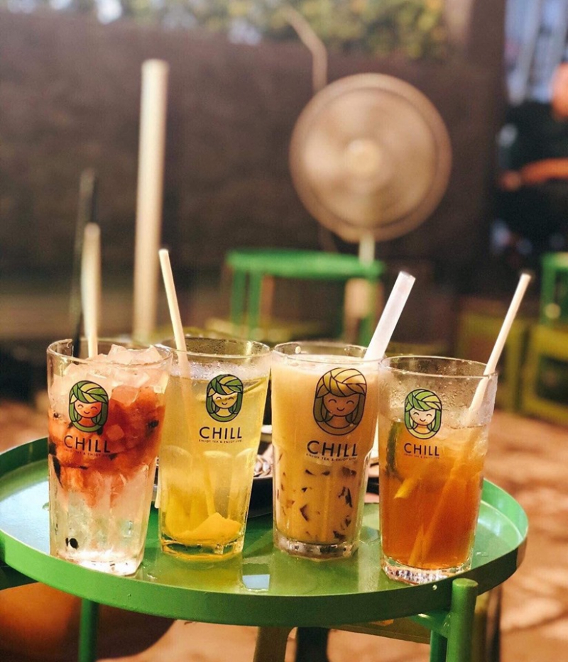 Chill - Tiệm Trà Chanh Ninh Bình