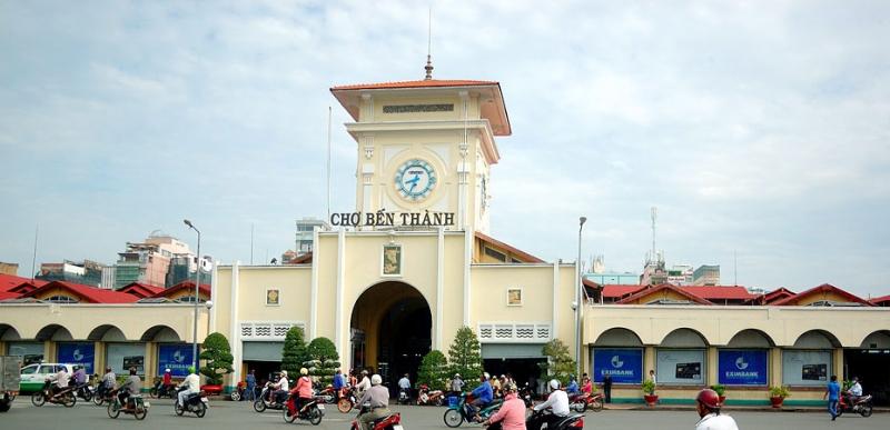Top 7 Ngôi chợ lâu đời và nổi tiếng nhất ở TP.HCM