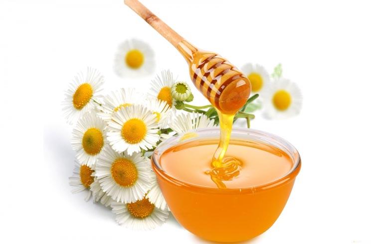 Trị mụn thịt bằng mật ong